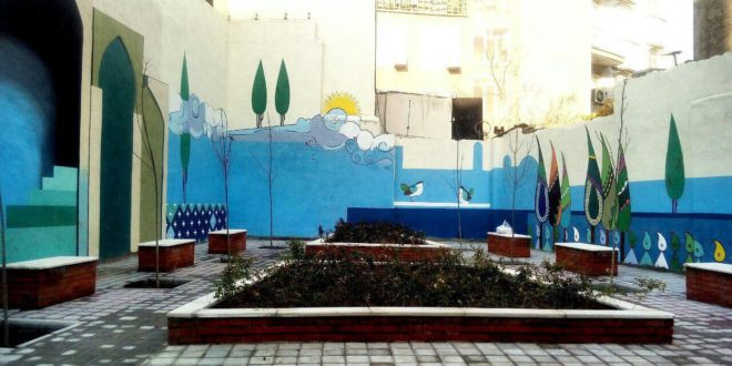 پاتوق قنات، نخستین پاتوق محله صفا افتتاح شد