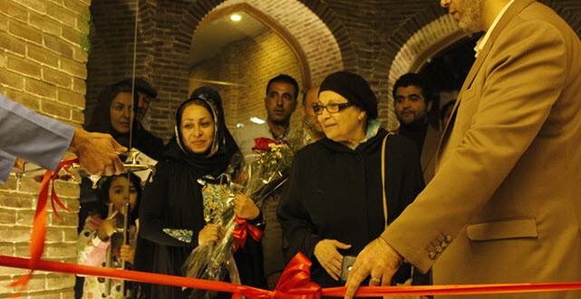 آیین افتتاح نخستین نمایشگاه کتاب قصر برگزار شد
