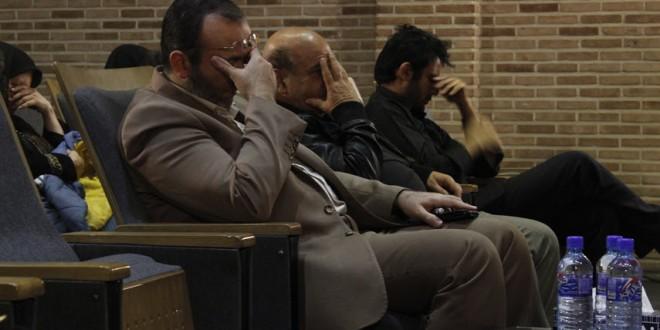 ویژه برنامه سوگوارن قصر در شب تاسوعای حسینی برگزار شد